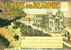Pochette Neuve Lorenzo Audet - Sainte-Anne-de-Beaupré Québec P.Q. - Religion Catholique - Pélerinage - Quebec