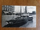 14  CALVADOS  Honfleur Depart Du Bateau Du Havre - Honfleur