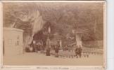 Photographie Datée De 1896 - France Lourdes La Grotte Miraculeuse. 4513. 15x9.5 Cm -soubirou - Photos