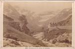 Photographie Datée De 1896 - France Vue Generale Cirque De Gavarnie. 4122. 15x9.5 Cm - - Photos