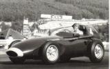 Tony Brooks  -  Vanwall     -   Belgian Grand Prix  -  1958 - Sport Automobile