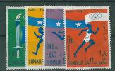 1960-Somalia-Mi: 8-11 (**) - Somalie (1960-...)
