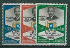 1963-Somalia-Mi: 51-53 (**) - Somalie (1960-...)