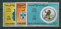 1972-Somalia-Mi: 196-198 (**) - Somalia (1960-...)