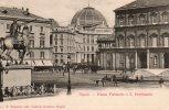 Napoli - Piazza Plebiscito E S. Ferdinando - Napoli (Nepel)