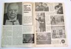 Sir Winston Leonard Spencer-Churchill Died / U-806 Nazi Submarines Sous-marins - DUGA 1965 Belgrade (Serbia) No.1000 - Books, Magazines, Comics