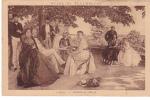 20687 F BAZILLE Réunion De Famille Musée Du Luxembourg -sans éditeur - Peintures & Tableaux