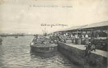 DJIBOUTI LES QUAIS - Gibuti