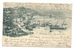 Ancône Ou Ancona ((Italie, Marche) : Vue Générale Du Port Avec Navires 3 Mâts En 1911 (animée). - Ancona