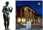 CP66549 - PERPIGNAN - La Loge De Mer Et La Statue De Vénus, Par Aristide Maillol - Perpignan