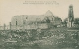 CPA 51 :  VILLOTTE    Restes De L'église    A  VOIR !! - France