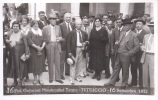 B.MONTECATINI 36 FOT.GOJORANI TETTUCCIO VIAGGIATA 11-9-1932 X VADO LIGURE BELLA FOTO D´EPOCA ORIGINALE AUTENTIQUE 100% - Italia