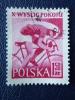 Pologne, 1957, Michel 1016 Obl. - Usati