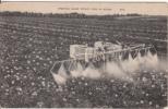 Agriculture - Spraying Maine Potatoes - Pesticide - Pommes De Terre - Good Condition - Cultures