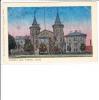 Lowell Jail Lowell Massachusetts Postmark 1906 - Prison