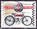 ITALIA - 2009 - Usato - Moto Italiane - 0,60 € • Gilera Vt 317 - 2001-10: Oblitérés