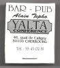 Conférence Yalta, Cherbourg, Classe Ouverte - Boite Allumettes Voir Scan , Neuve, Complète  (AL322) - WO2