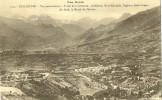 Guillestre. Vue Panoramique De Guillestre , Mont Dauphin, Eygliers,Saint Crépin, Etc... - Guillestre