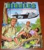 Biggles Archives 1 Biggles Dans La Jungle Biggles En Extrème-Orient Willy Vandersteen Claude Lefrancq Éditeur 1995 - Biggles