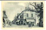 LA BERNERIE - Rue Clemenceau - La Bernerie-en-Retz