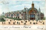 Paris - Palais De L Enseignement Litho - Zonder Classificatie