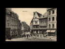 22 - GUINGAMP - Rue St-Yves Et Vielles Maisons - 1575 - Guingamp