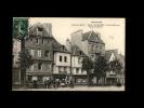 22 - GUINGAMP - Vieilles Maisons - Place Du Centre - 1573 - Guingamp