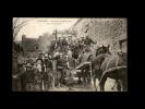 22 - GUINGAMP - Cavalcade De La Mi-Carême - Char Des Pompiers - Guingamp