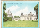 """Almanach Des PTT 1970  """"Azay-le Ferron (Indre) Le Château / Pâturage Devant La Saulire (Savoie)"""" Vaches, Berger,  OLLER - Calendriers"""