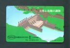 JAPAN  -  Magnetic Phonecard As Scan (110-173214) - Japan