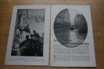 ARTICLE 1910 Inondations à Paris 13 Pages 21 Photos - Documentos Históricos