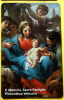 VATICANO TELEPHONE CARD 2000 MANCINI SACRA FAMIGLIA  NEW L.5.000 - Vaticaanstad