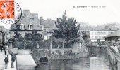 Quimper Vue Sur Le Steir - Quimper