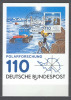 Germany 1981 Antartic Research Maximum Card - Maximum Cards