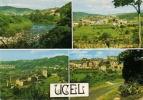 CPSM   (07)       UCEL  -   Multivues  - - France