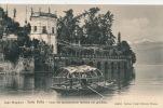 ITALIE - Lago Maggiore - ISOLA BELLA - Parte Del Monumentale Torrrione Nel Giardino - Italie