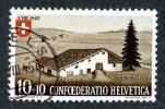1945  Switzerland  Mi.Nr.461  Used   #631 - Gebraucht