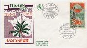Polynésie - Premier Jour - Yvert PA 16 - R 3646 - Non Classés
