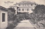 ANDORA  -SAVONA-  VILLA E CHIESA DEI CANONICI REGOL. IMMAC. VG 1910  BELLA FOTO D´EPOCA ORIGINALE AUTENTIQUE 100% - Savona