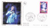 FDC Claude François 2001 - Singers