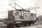 02 Treno FS E 333.012 Carmagnola Torino Railways Treni Chemin De Fer Train Camino De Hierro Trein - Trains