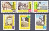 Ecuador 896-901  *  RELIGION  MONASTERY - Ecuador