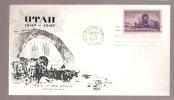 FDC Utah Centennial Scott # 950 - First Day Covers (FDCs)