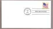 FDC US Flag - 2007 - First Day Covers (FDCs)