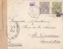 7107# WILHELMINE / BRIEF UTRECHT 1918 CENSUUR MILTAIRE FRANCE Voor ST GRATIEN SEINE ET OISE FRANKRIJK - Periode 1891-1948 (Wilhelmina)