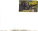 U.s.a-discover Congo The Movie Pepsi-(gorila)-1995-used+1 Card Prepiad Free - Jungle