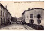 Chatel - Rue De La Gare Entree Du Pont - Chatel Sur Moselle