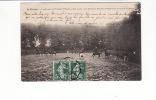 Carte 1908 Centenaire Du Prytanée Militaire , Les élèves Sur Le Terrain D'équitation (sabre Ou Escrime Sur Chevaux ?) - La Fleche