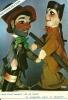 CPSM De LYON (69) : Les Marionnettes Lyonnaises De Mr.NEICHTHAUSER - Guignol Et Gnafron. - Sonstige