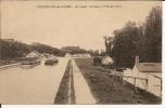 Chatillon-sur-Loire, Le Canal, La Gare Et L'usine à Gaz. - Chatillon Sur Loire